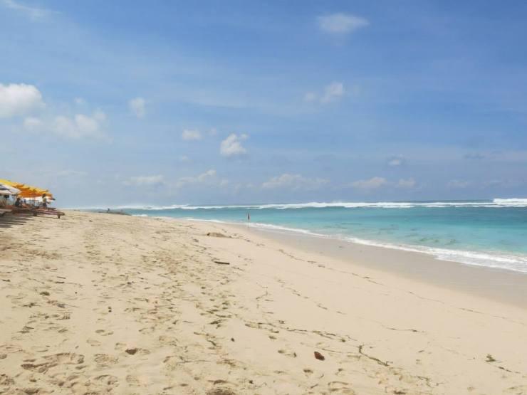 Pendawa beach