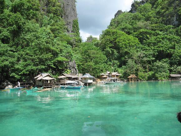 Coron island village
