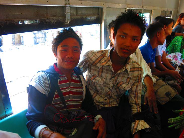 Boys of Burma.