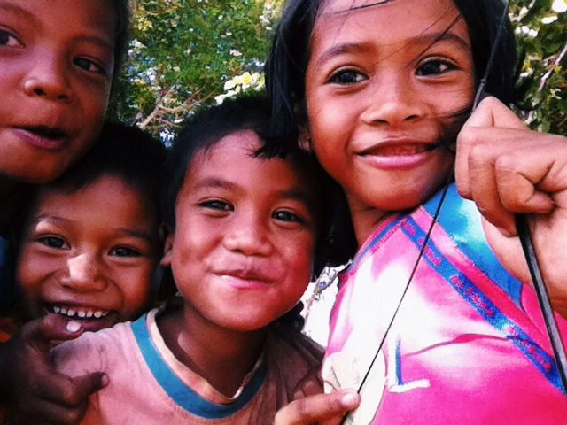 Kids of Indonesia.
