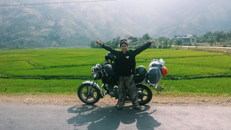 Easy Riders motorbike tour - Vietnam.