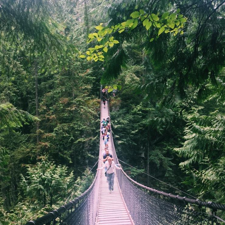 Lynn canyon park - Vancouver