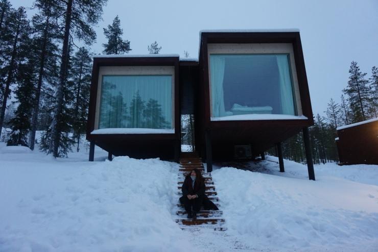 Arctic-Treehouse-hotel-lapland